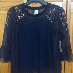 Girl's blouse size 16 xl